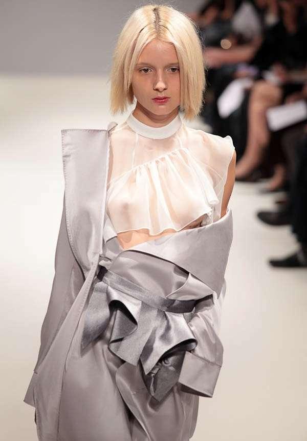 Soft Draped Dresses