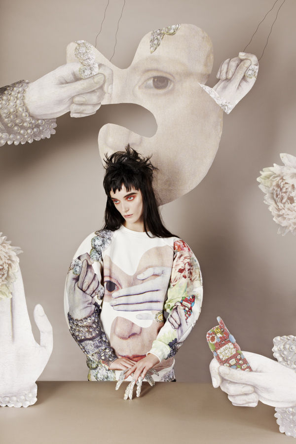 Picasso-Inspired Fashion Editorials