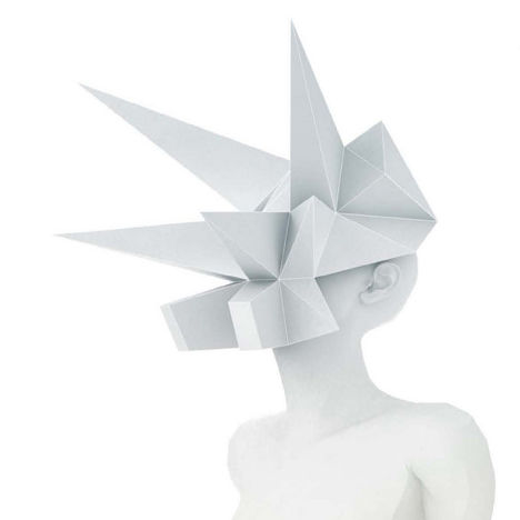 Spikily Masked Mannequins
