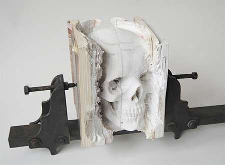 Skeletal Book Contraptions