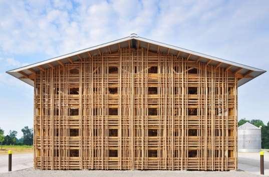 Elastic Band Buildings