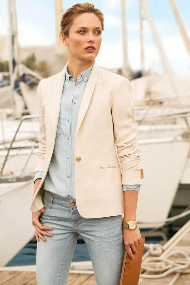 Chic Nautical Lookbooks