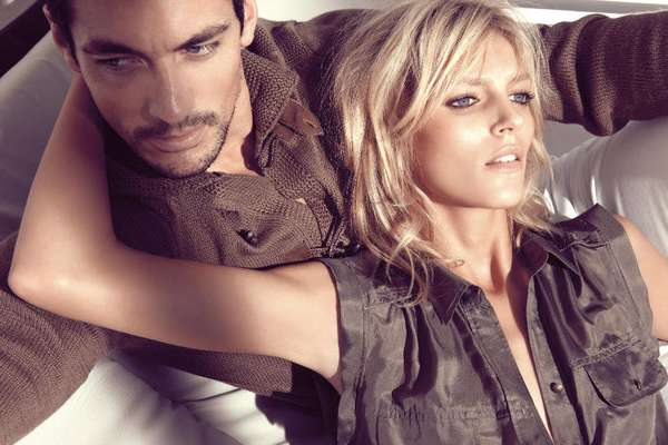Lounging Couple Campaigns