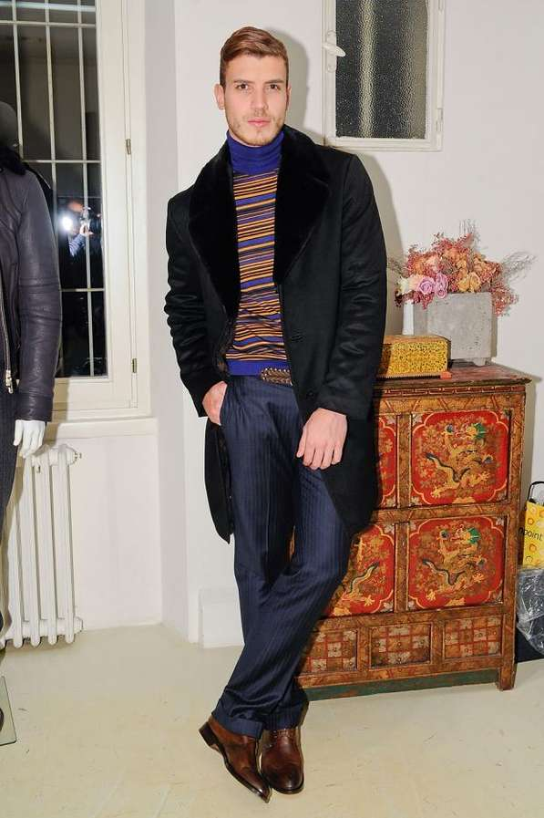 Massimo Sforza Autumn/Winter 2012