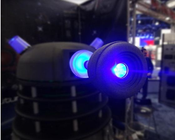 Massive Audio Dalek