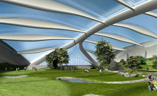 Massive Indoor Sport Centers