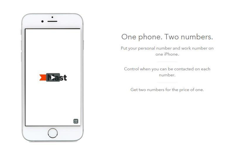Duo-Number Phones