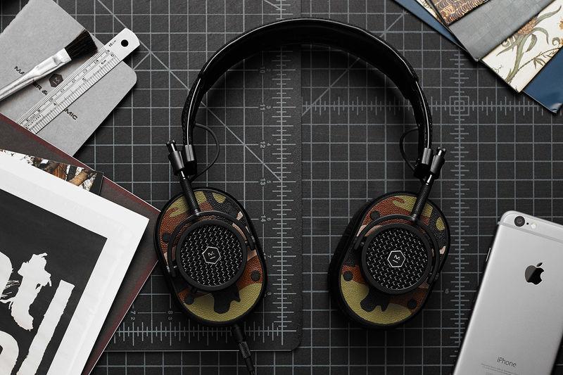 Hand-Painted Headphones