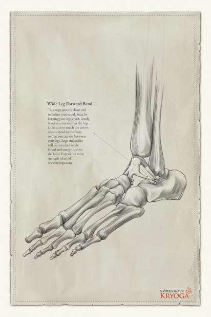 Skeletal Exercise Ads