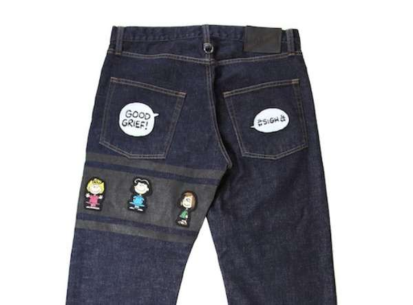 Classic Cartoon Pants