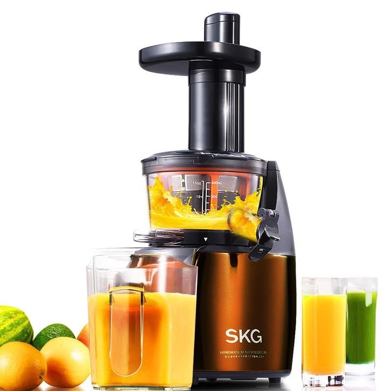 Two-in-One Masticating Juicers : masticating juicers