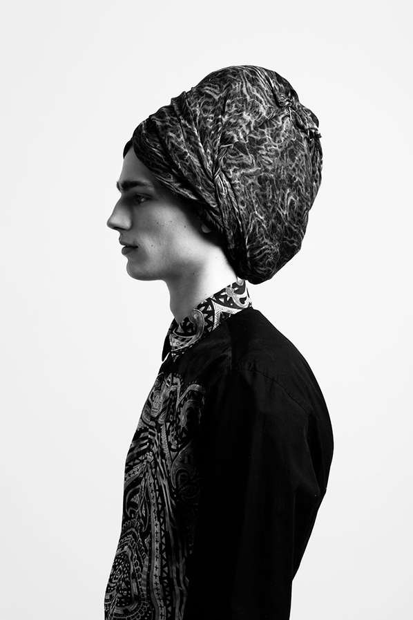 Ethnically Eclectic Editorials