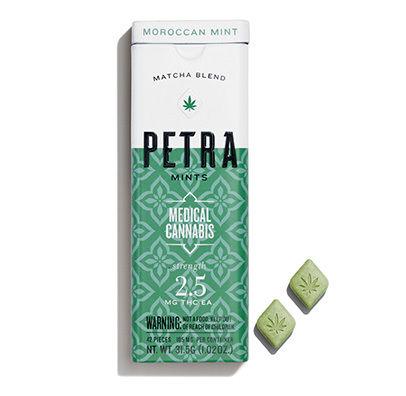 Medical Cannabis Mints : matcha mint