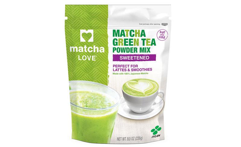 Energy-Boosting Tea Powders