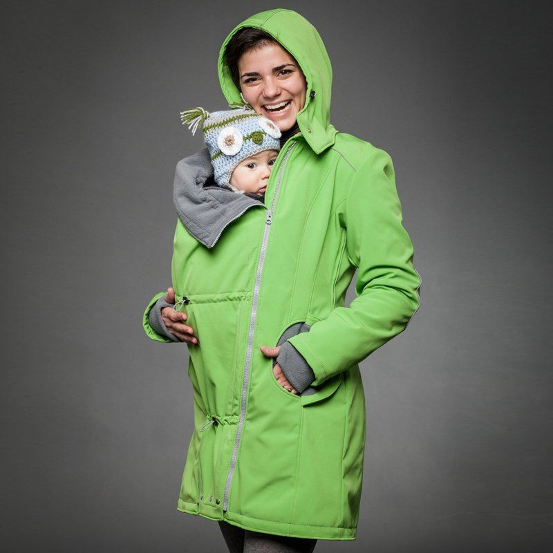 Functional Maternity Coats