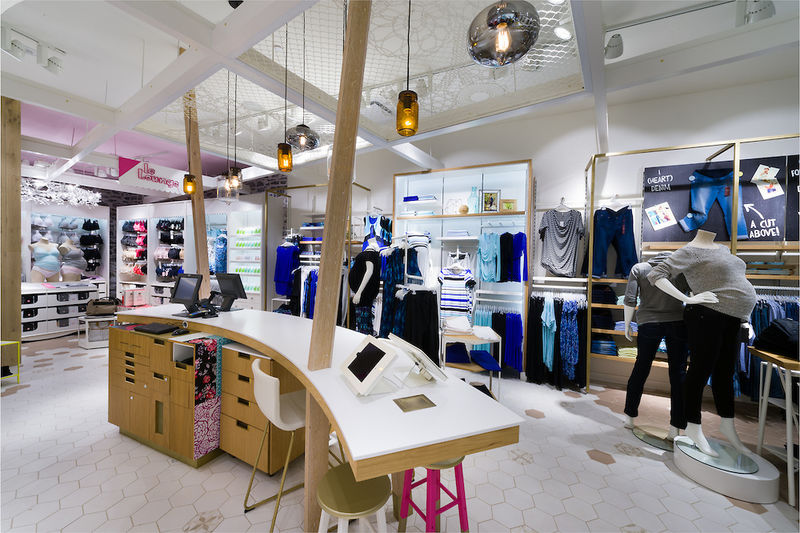 High-Tech Maternity Stores