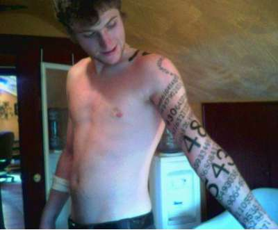Mathematical Tattoos