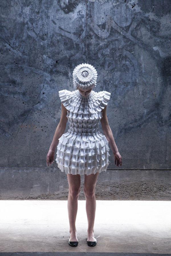 Conceptual Sculptural Fashion