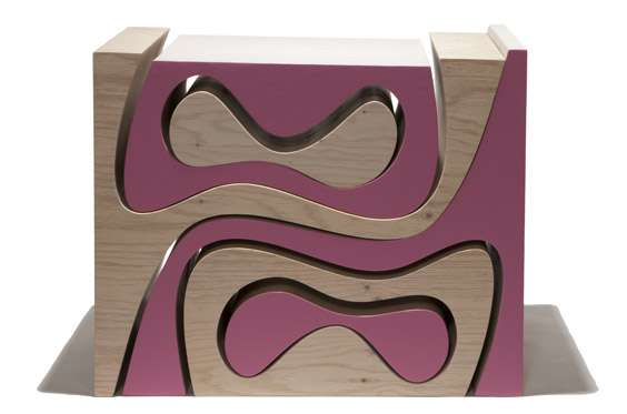 Fluid Jigsaw Furniture