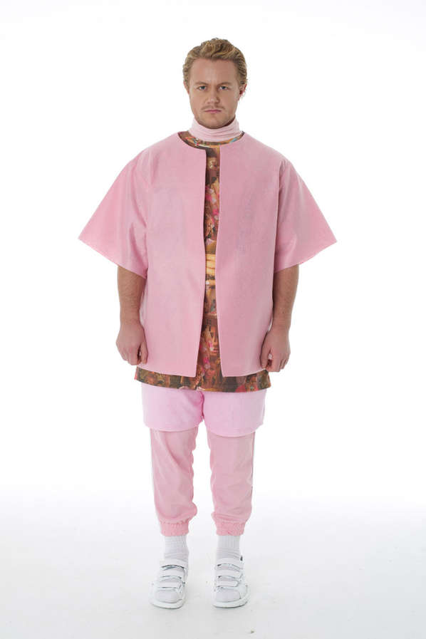 Candy-Colored Smock Fashions