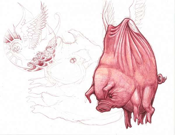 Abnormal Animal Artwork