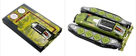 Foldable RC Cars