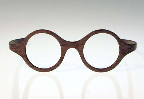 Woodgrain Spectacles
