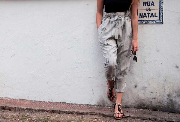 Travel-Oriented Trousers