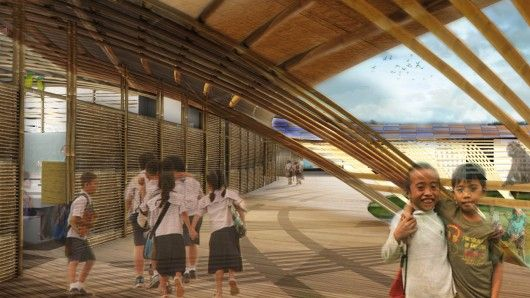 Typhoon-Resistant Architecture