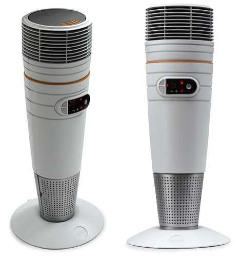 Revolving Radiators