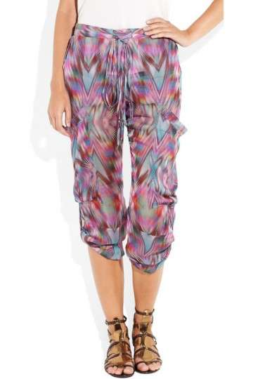 Matthew Williamson Ikat Trousers