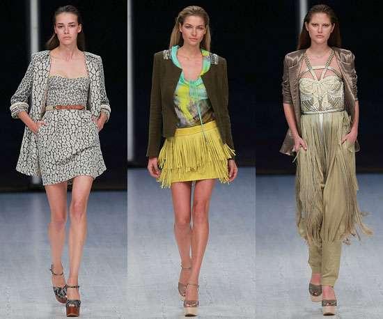 Boldly Embellished Fashion