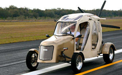 Extreme Flying Automobiles