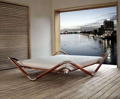Suspended Bridge Beds