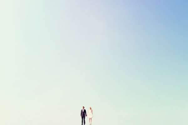 Abstract Wedding Photography