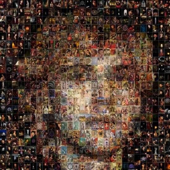 Puzzling Portraits