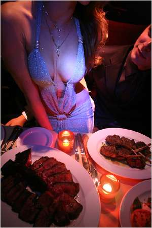 Maxim Magazine Branded Steakhouse