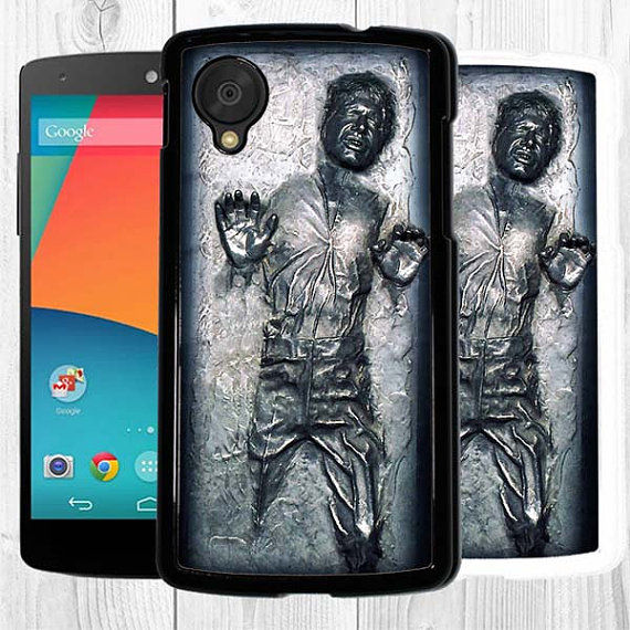 Frozen Sci-Fi Character Cases