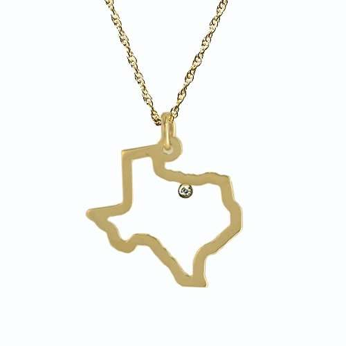 Country Shaped Accessories