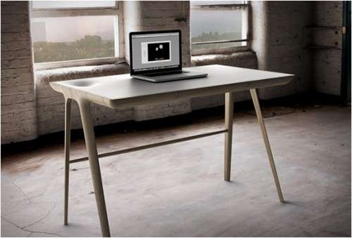 Dimpled Timber Tables