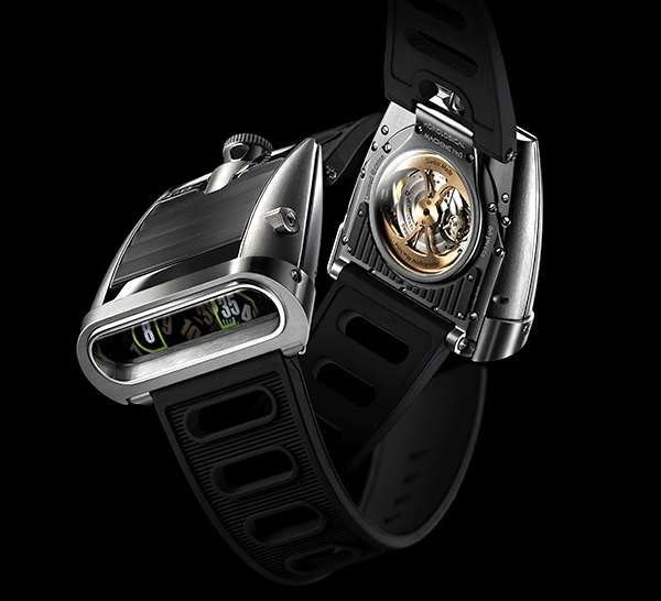 Luxury Car Timepieces