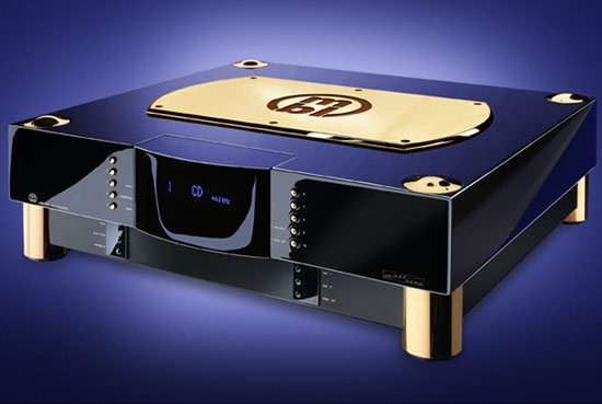MBL Gold-Plated CD Player
