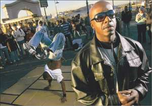MC Hammer to Outdance YouTube?