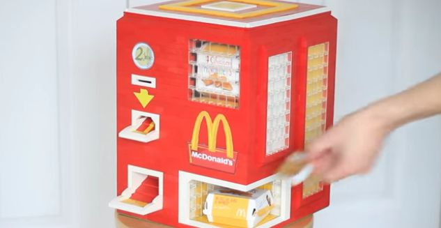LEGO Nugget Dispensers