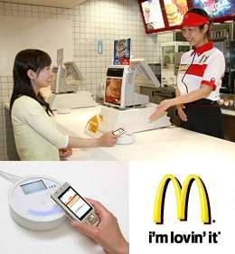 McDonalds by Mobile