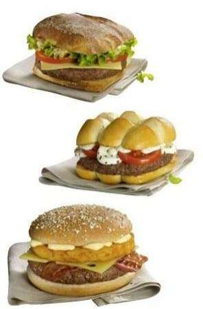 Multicultural McBurger Campaigns