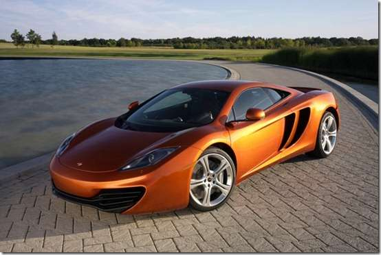 mclaren masterpiece new