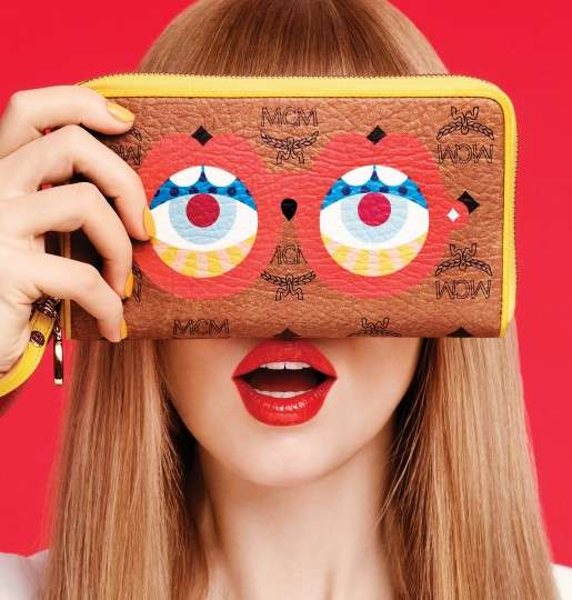 Playful Eye-Popping Accessories