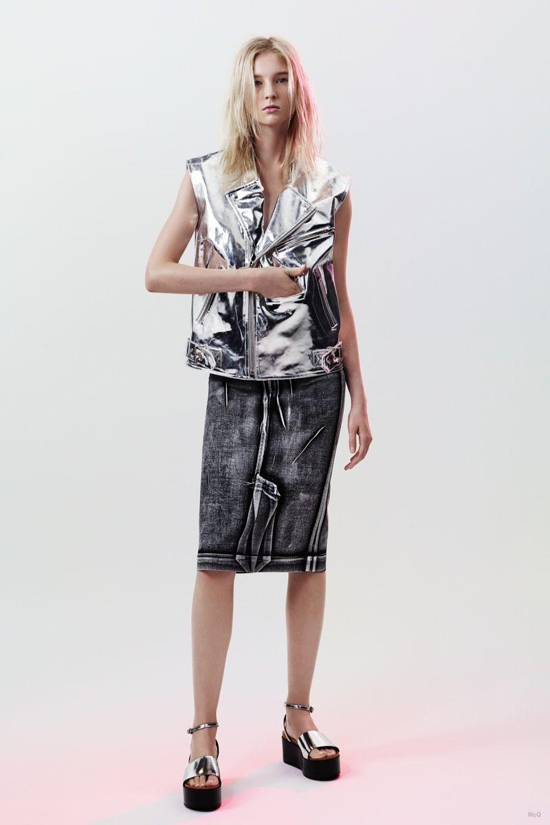 Futuristic Grunge Fashion