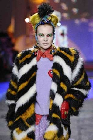 Flamboyant Fur Catwalks